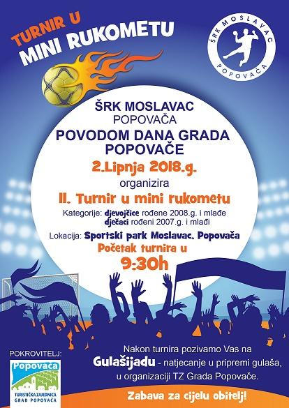 Rukometna Škola Vučići / Popovača, 02.06.2018